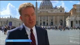Diplomata do Vaticano é investigado por suspeita de envolvimento com pornografia infantil