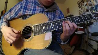 Baby Girl (Narcos) - Pedro Bromfman - Fingerstyle Guitar Cover