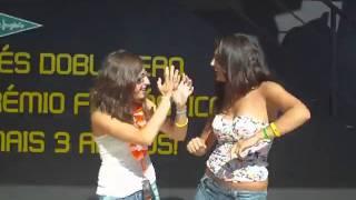 Rita Santos e Sara Duarte