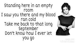 Baby (lyrics) - by Clean Bandit ft. Marina & Luis Fonsi