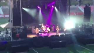 Grouplove at Stony Brook University 2013
