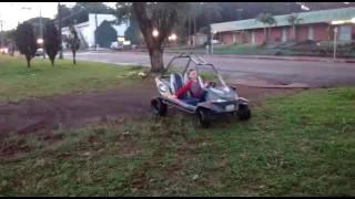 Dando Zerinho mini buggy