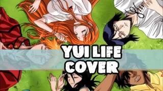 Bleach Ending 5 Life Full cover (YUI)