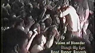 "Vision Of Disorder ""Through My Eyes"" Music Video"