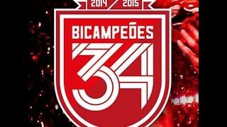 Festa #34Bicampeões - Casa do Benfica de Paredes #4 - HINO