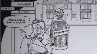 Jean Paul Sartre - Escolha Existencial