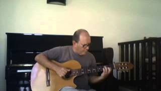 help beatles classical guitar cover in fingerstyle