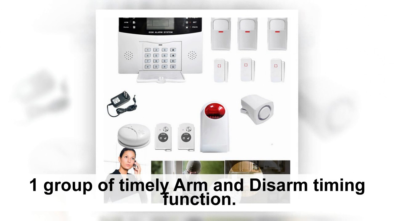 Security System Companies Woodloch TX