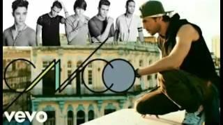 CNCO Fans || Enrique Iglesias ft. CNCO Subeme la Radio (remix)