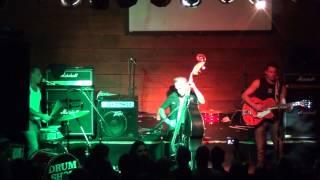 Los Primitivos - Psycho Carnival 2013 - Curitiba - Brazil - 8/2/2013