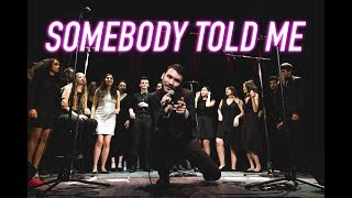 Somebody Told Me (The Killers Cover)