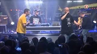 Marijonas Mikutavičius ir G&G Sindikatas - Širdies Neskauda (Live at Red Bull Soundclash)