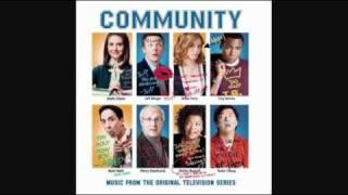 At Least It Was Here - The 88 (Full Community Theme w/ Lyrics)