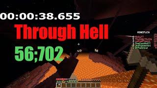 [Mineplex Dragon Escape] Through Hell 56;702 - [NR]