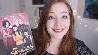 The Savages by Matt Whyman | Spook Reviews.