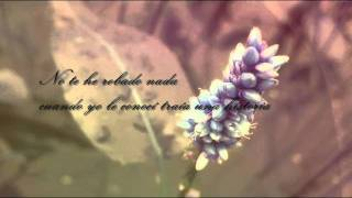 Miriam Hernandez - No Te He Robado Nada (lyrics)