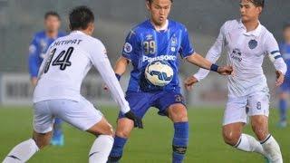 Gamba Osaka vs Buriram United: AFC Champions League 2015 (Group Stage)