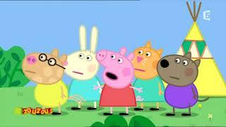 Peppa Pig S3E38 Le club secret