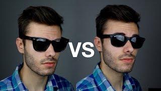 New Wayfarer vs Original Wayfarer