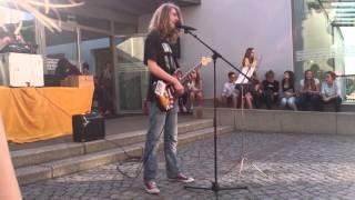 Johnny B. Goode Live cover