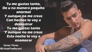 Me Gustas Tanto   Maluma Letra Video Lyric New 2015