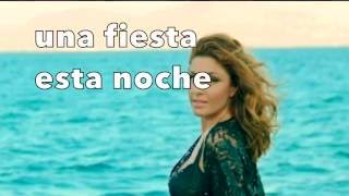 Elena Paparizou - Fiesta (Spanish Subtitles)
