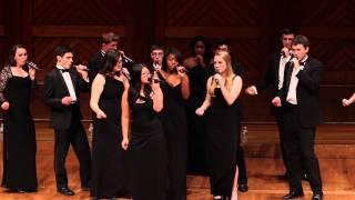 Crazy (Kat Dahlia) - Veritones A Cappella Cover