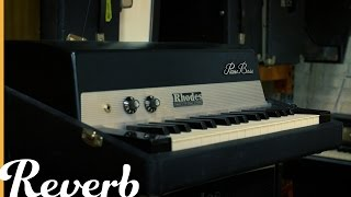 Vintage Rhodes Piano Bass | Reverb Demo Video