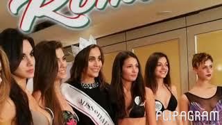 Giulia Piscina - Miss Italia 2017 (prima parte)
