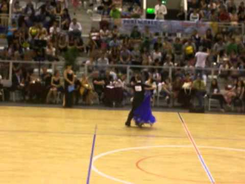 PortDance Open 2011 Tango Presentation – Mateusz Papuzynski & Katarzyna Czyzyk