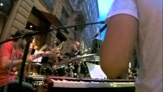 svalutation dal vivo al bar straf, milano 1 luglio 2014