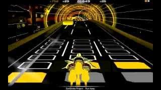 Audiosurf - Run Away (Epic Sax Guy Song)