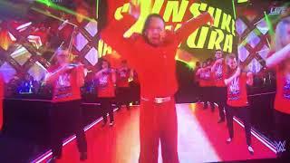 Shinsuke Nakamura Wrestlemania 34 Entrance