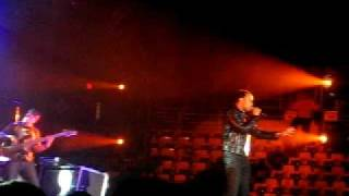 John Legend - It's Over (Live @ Northwestern University, 10/9/09)