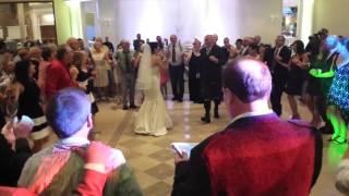 ♫ DJ Gig Log ♫ - Best Man's Rendition of Sweet Caroline to Bride & Groom