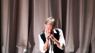 Le Meteque Harmonica Live-Performance/Mundharmonika