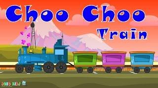 Choo Choo Train | Choo Choo Train Cartoons for Children | chu chu train cartoon