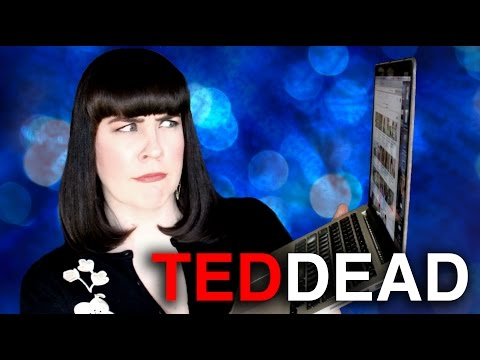 REACTING TO COMMENTS ON MY TED TALK