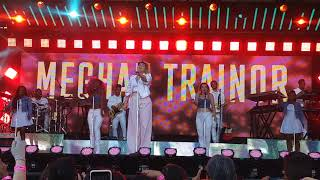 Meghan Trainor - No Excuses Live (Jimmy Kimmel Live)