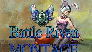 Diamond ELO Riven Montage - itsRiven (Battle Riven)