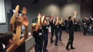 """""""Танцова група Пловдивъ"""" подгря фенове и гости на Черно-бяла Коледа 2018"""