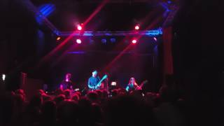 The Wedding Present. My Favourite Dress. Georgian Theatre Stockton-on-Tees 27/3/17