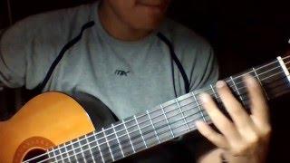 Renuevame señor Jesús / instrumental guitarra