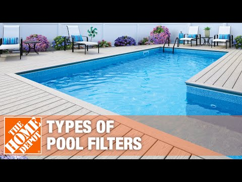 Pool Filters Buying Guide