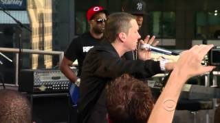 Jay Z feat  Eminem   Renegade Live Official HD Video HD
