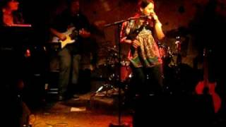 Francesca Reggio and Blue Shift - Hold Me in Your Arms (Trews Cover)