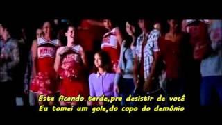 Glee - Toxic ( Legendado em Português )