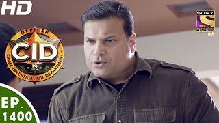 CID - सी आई डी - Kaanch Ke Paar -  Episode 1400 - 8th January, 2017 width=