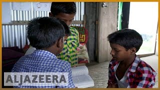 🇮🇳 Unique library battles illiteracy crisis in India island    Al Jazeera English width=