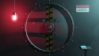 Demo 3D Vault Logo Text Reveal 2 by  VideoHive  -  Cinema 4D Templates